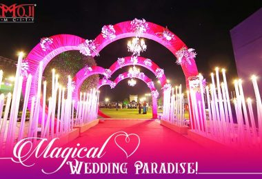wedding space in ramoji film city