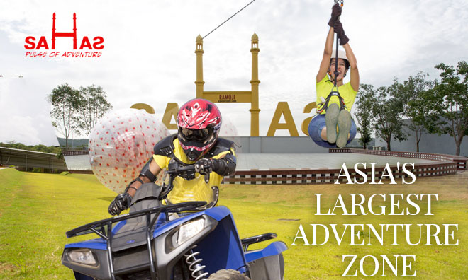 adventure tour in hyderabad