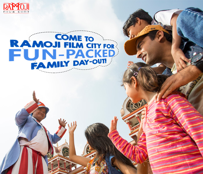 ramoji film city tour