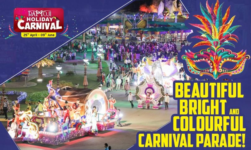 ramoji film city carnival parade