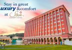 5 star hotel in hyderaabd
