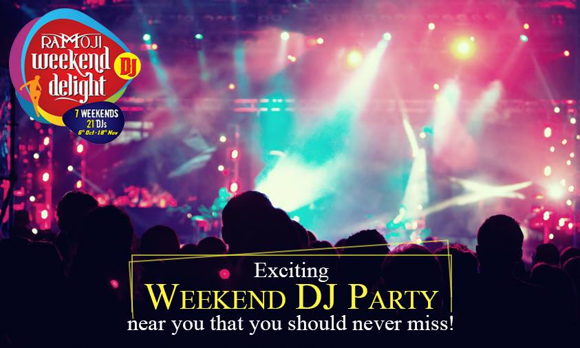 dj parties in hyderabad at ramoji film city