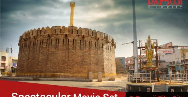 Sarileru Neekevvaru movie set
