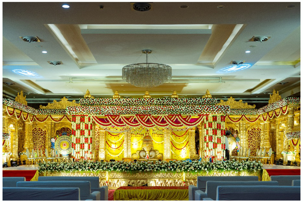 Wedding theme at Ramoji Film City