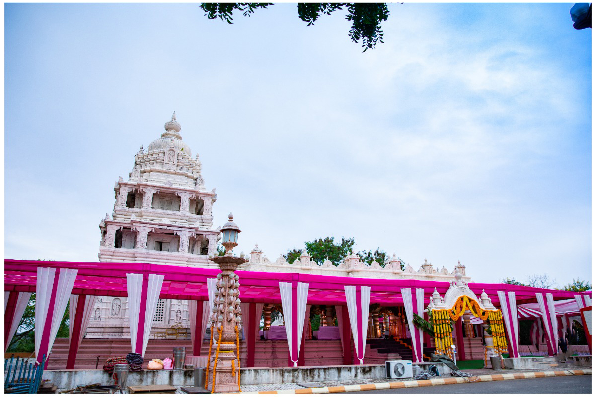 Themes of Ramoji Film City