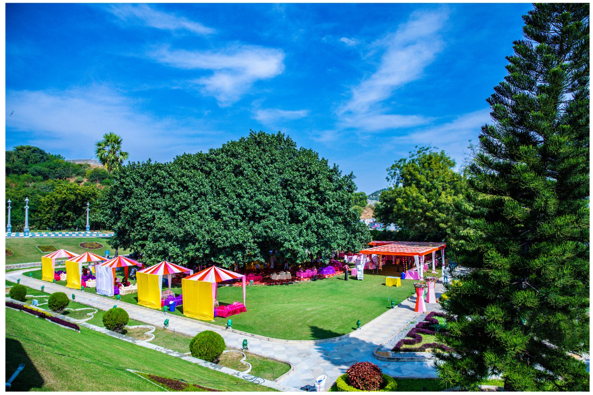 Ramoji Film City Wedding